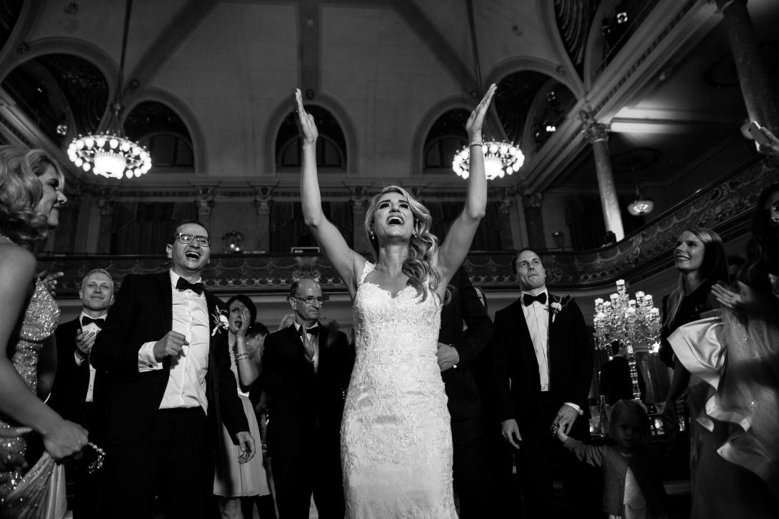 Novia baile boda